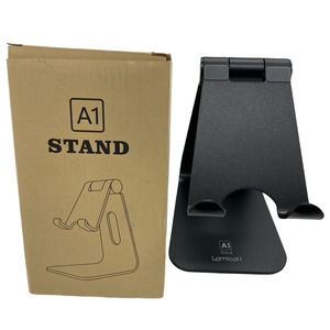 Black Multi-Angle Tablet Stand Holder A1
